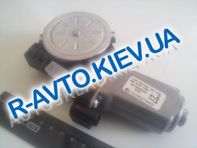 """Мотор стеклоподъемника переднего Aveo, """"DONGYANG"""" Корея (96879739) левый"""