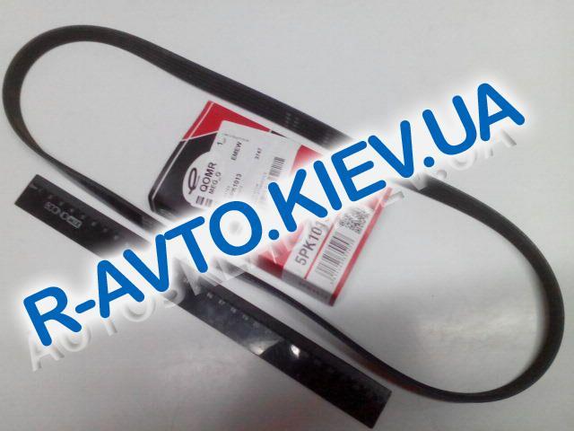 Ремень генер. ручейковый Lanos 1.6 (с ГУР) 5PK1013, GATES