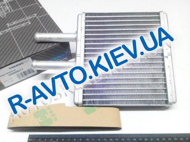 Радиатор печки Aveo алюм., THERMOTEC (D60006TT)