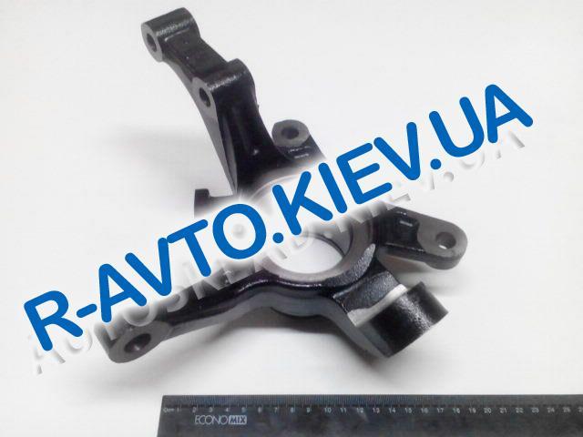 Кулак поворотный Aveo, SHIN KUM (96459242) левый без АБС