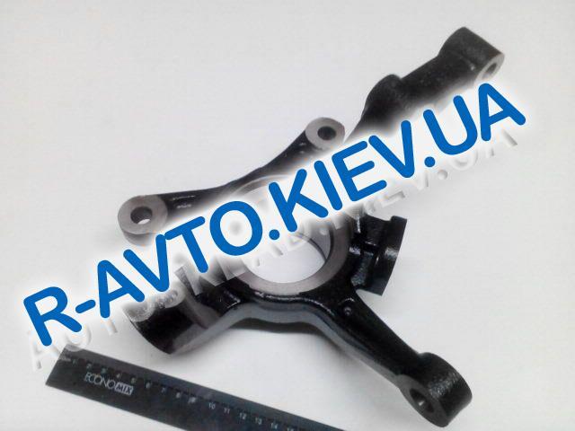 Кулак поворотный Aveo, SHIN KUM (96535191) правый без АБС