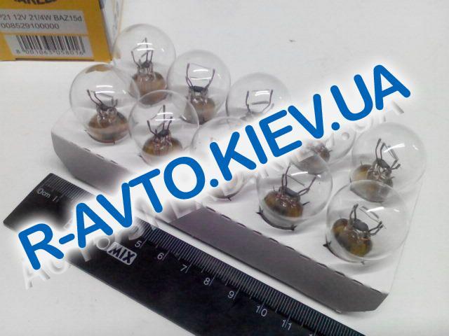 Лампа с цоколем MAGNETI MARELLI, 12|21|5 смещенный усик (008529100000) (10 шт. в уп.)