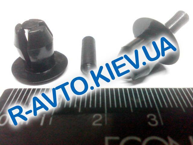 Пистон  переднего подкрылка Lanos, SHEMI (N71)