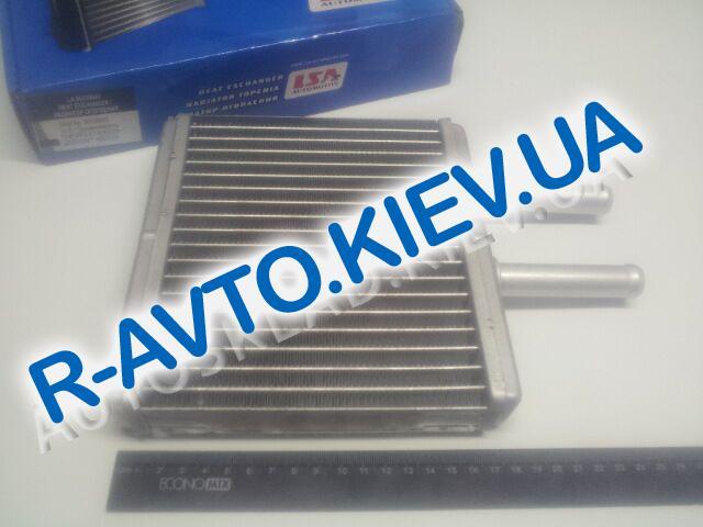 Радиатор печки Aveo (без конд.) алюм., LSA (LA 96539642)