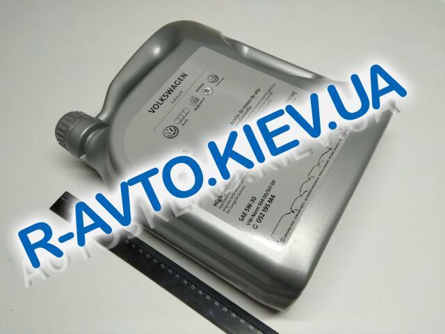 Масло моторное  5W-30 синт. VAG Longlife III  5л