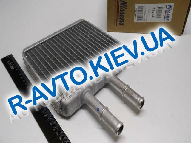 Радиатор печки Aveo алюм., NISSENS (76504)