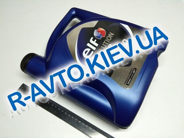 Масло моторное  5W-40 синт. ELF Evolution 900 SXR  4л.