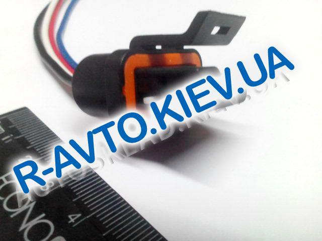Фишка (разъем проводки) №15 генератора Lanos