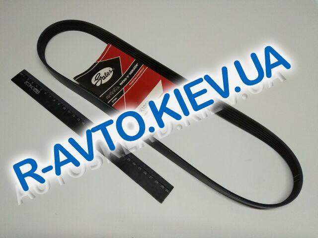 Ремень генер. ручейковый ВАЗ 1118 (с ГУР + кондиционер), GATES (6PK1003)