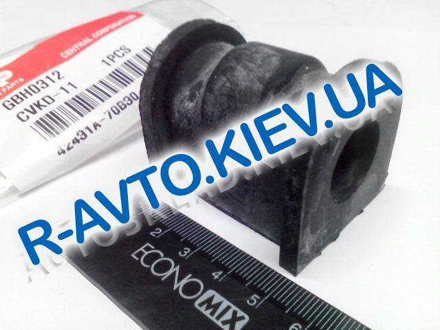 Втулка стабилизатора Matiz, CTR (CVKD-11) d20 мм