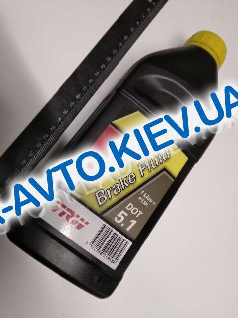 Тормозная жидкость TRW DOT-5.1 1 л. (PFB501)