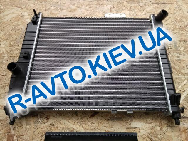 Радиатор охлаждения Aveo (МКПП), THERMOTEC (D70010TT) L=480