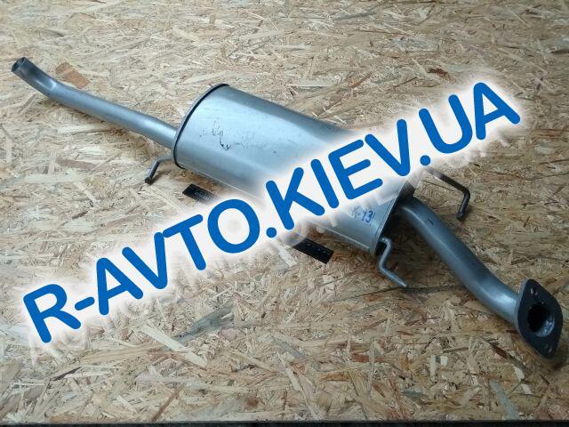Глушитель Aveo, Тернополь седан