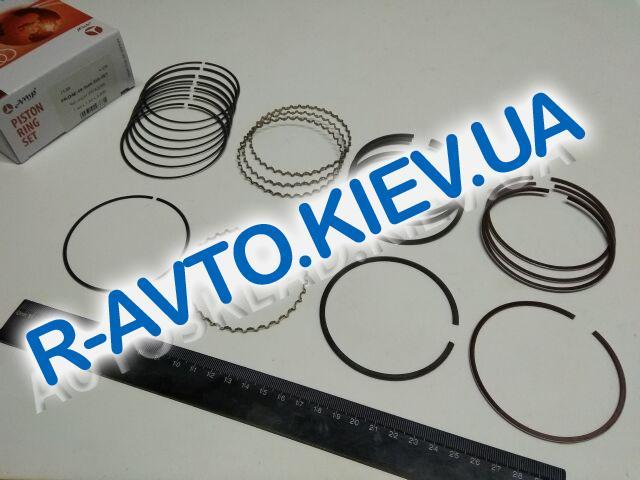 Кольца AMP  Lanos 1.5 77,00 2-й ремонт (PR-DAE-49-3548-050)