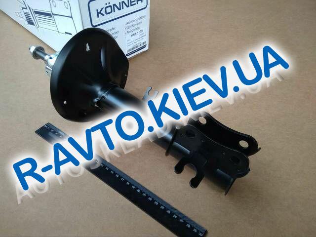 Амортизатор Aveo передн., Konner левый (масло) (KSA-1173i)