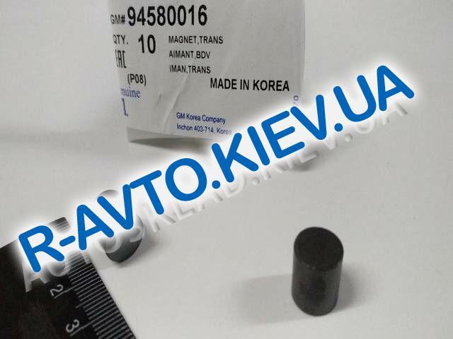 "Магнит пробки КПП Lanos, ""GM"" Корея (94580016)"