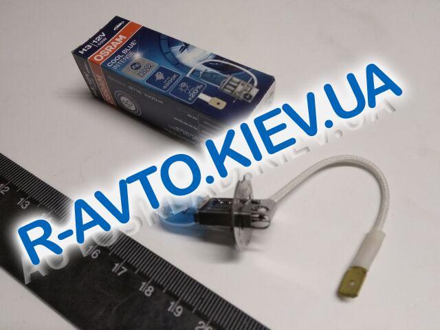 Лампа OSRAM H3 12v 55w Cool Blue Intense (4200 kelvin) Xenon Look (64151 CBI) 1 шт(противотуманка)