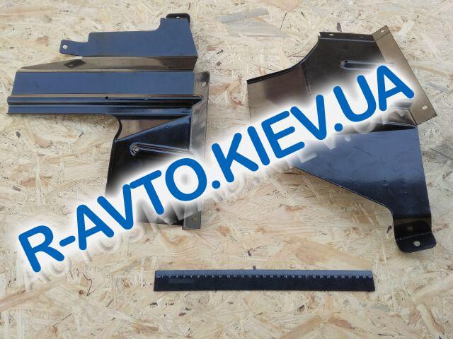 Защита двигателя (пыльник) ВАЗ 2123, АвтоВАЗ   пара
