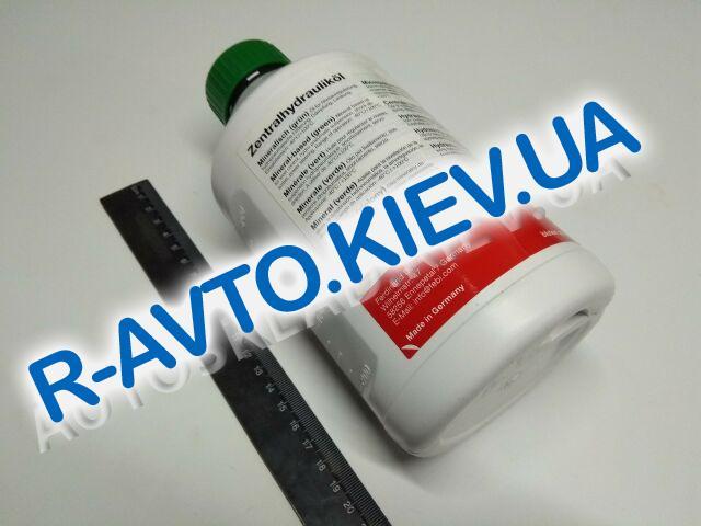 Масло ГУР (зеленое)  мин., FEBI (06162)  1л.