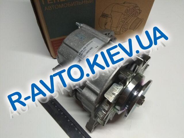Генератор ГАЗ 402 дв.  70А, АТЭК (1641.3701-03) 1-шкив