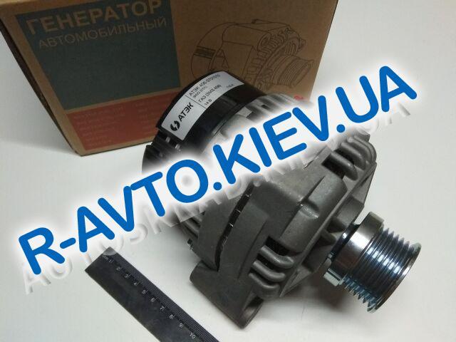 Генератор ГАЗ 406 дв. 110А, АТЭК (9422.3701)