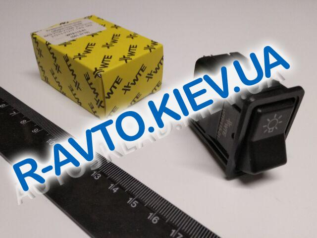 Включатель-кнопка света ВАЗ 2108, WTE (WTE115-01)