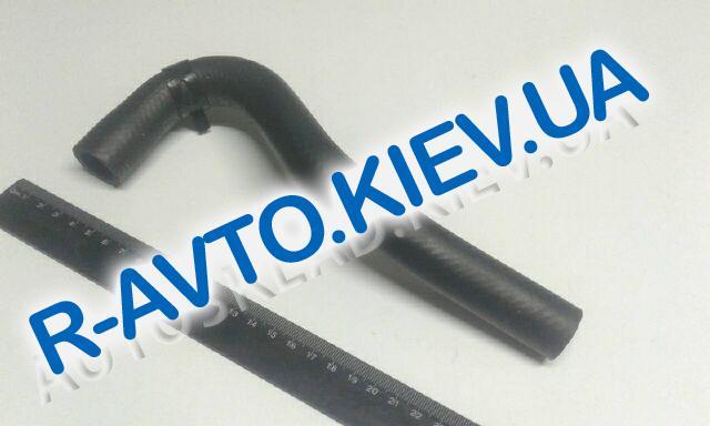 "Патрубок печки Aveo 1.5 подводящий, ""GM"" Корея (96539581)"