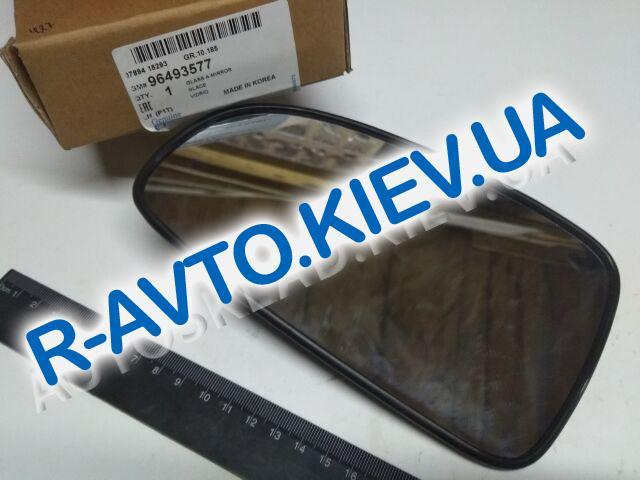 "Зеркальный элемент Aveo I|II|IV левый, ""GM"" Корея (96493577)  эл.+обогр."