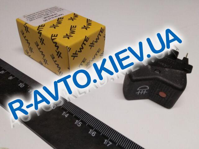 Включатель-клавиша противотуман. фар задн. ВАЗ 2103, 06 (4-х конт.), WTE (WTE106-01)