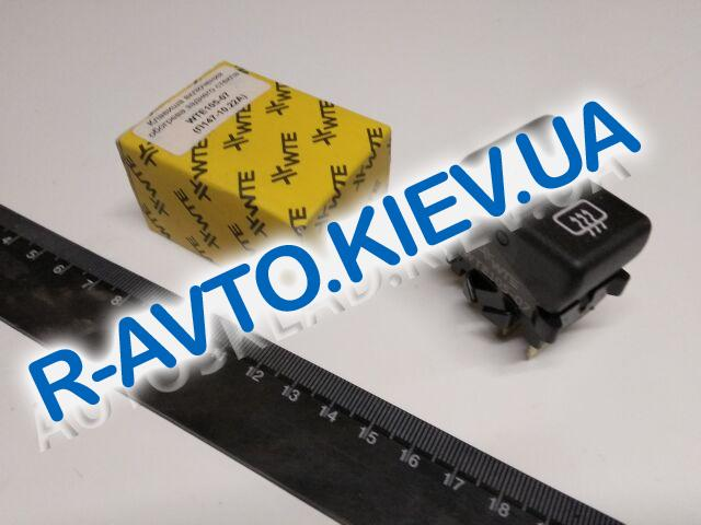 Включатель-клавиша обогрева зад. стекла ВАЗ 2105 (4 конт.), WTE (WTE105-07)