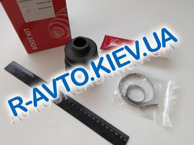 Пыльник ШРУСа Lanos внутрений, AURORA (BK-DW0010IN) (пыльник+смазка+хомуты)