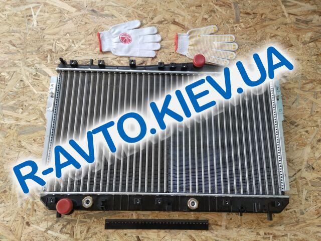 Радиатор охлаждения Lacetti (АКПП) , AURORA (CR-CH0011.01)