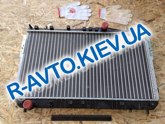 Радиатор охлаждения Lacetti (МКПП), AURORA (CR-CH0011)