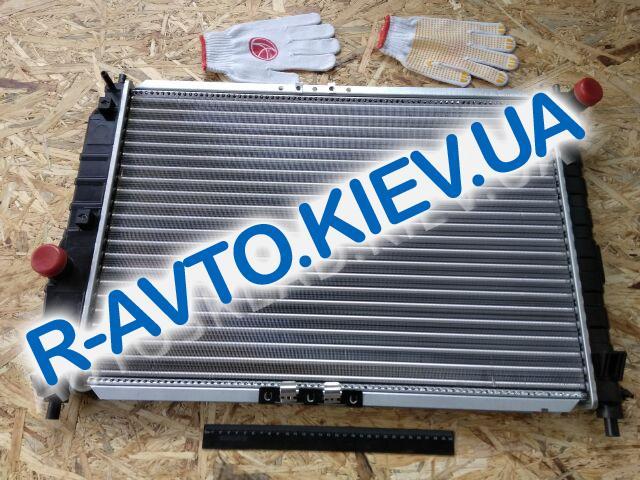 Радиатор охлаждения Aveo (МКПП), AURORA (CR-CH0010) L=600
