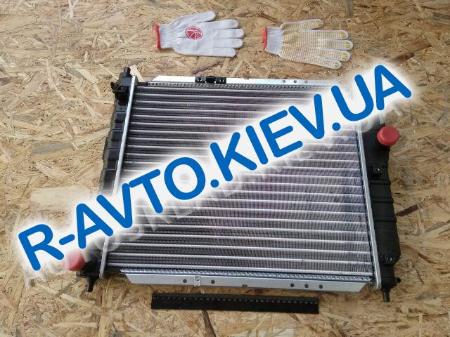 Радиатор охлаждения Aveo (МКПП), AURORA (CR-CH0010.01) L=480