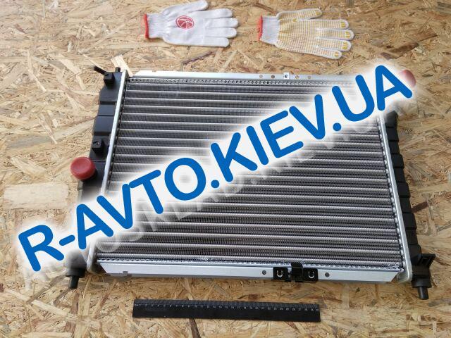 Радиатор охлаждения Lanos (без конд.), AURORA (CR-DW0011)