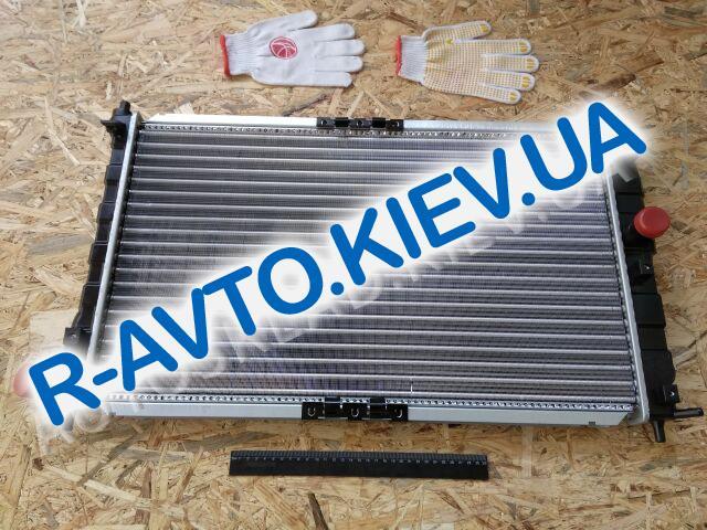 Радиатор охлаждения Lanos (с конд.), AURORA (CR-DW0010)