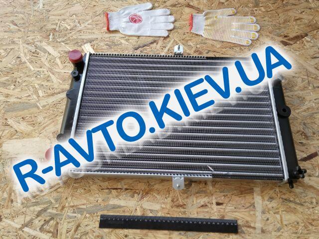 Радиатор охлаждения ВАЗ 2108 алюм., AURORA (CR-LA2108)
