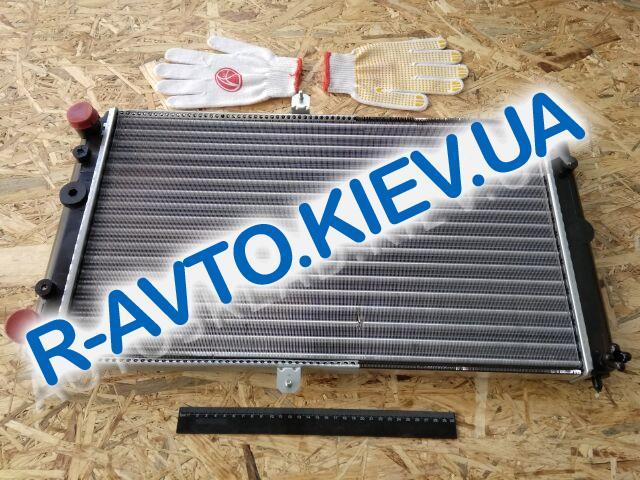 Радиатор охлаждения ВАЗ 2112 алюм., AURORA (CR-LA2110)