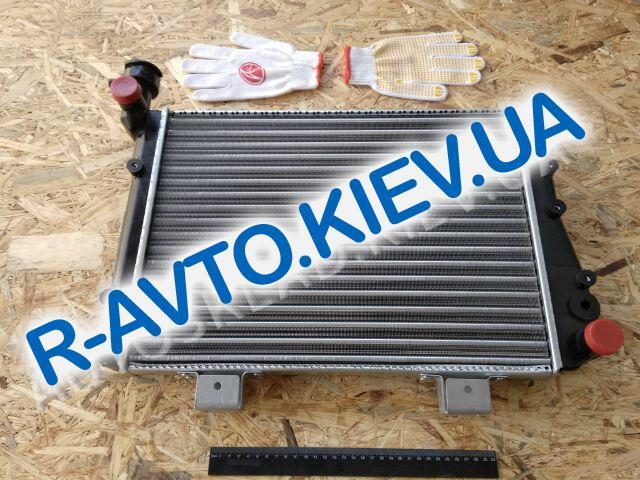 Радиатор охлаждения ВАЗ 2107 алюм., AURORA (CR-LA2107)