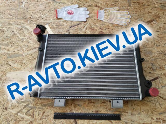 Радиатор охлаждения ВАЗ 2106 алюм., AURORA (CR-LA2106)