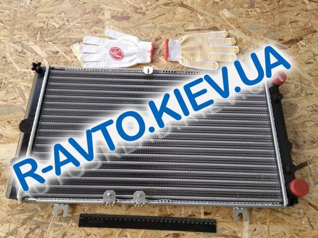 Радиатор охлаждения ВАЗ 1118 алюм., AURORA (CR-LA1118)