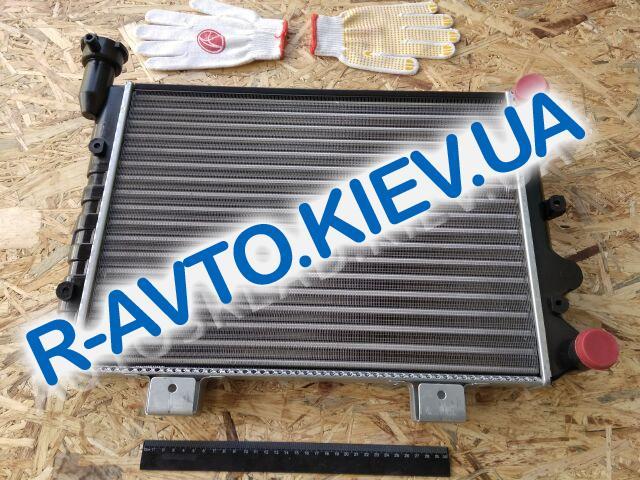 Радиатор охлаждения ВАЗ 21073 инж. алюм., AURORA (CR-LA21073)