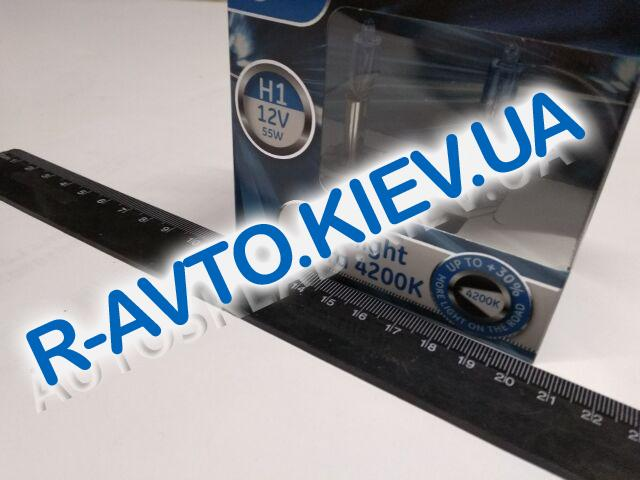 Лампа General Electric H1 12V 55W Sport Light Ultra 4200K Xenon Effect +30% (50310SBU.2D) пара
