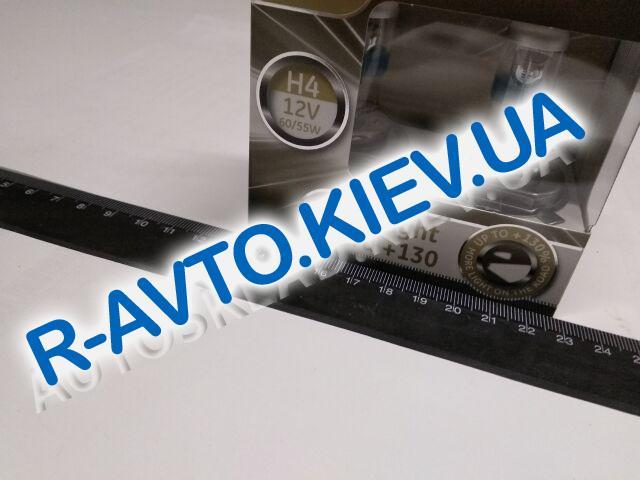 Лампа General Electric H4 12V 60|55-43 Megalight Ultra +130% (50440XNU.2D) пара