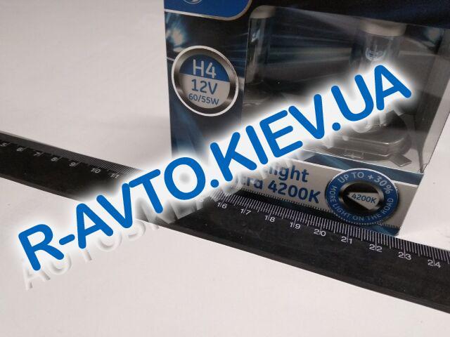 Лампа General Electric H4 12V 60|55-43 Sport Light Ultra 4200K Xenon Effect +30% (50440SBU.2D) пара