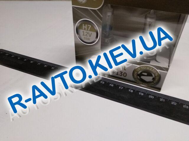 Лампа General Electric H7 12V 55W Megalight Ultra +130% (58520XNU.2D) пара
