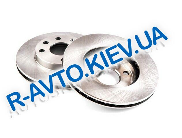 Диск тормозной Lanos 1.5, AURORA (BD-DW0010F) 1 шт (продаются парами)