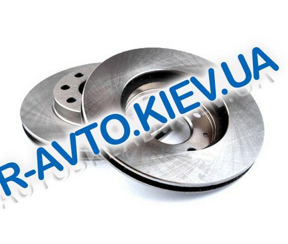 "Диск тормозной Aveo 13"", AURORA (BD-CH0010F) 1 шт."