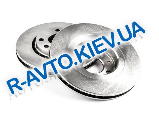 Диск тормозной Lanos 1.6, AURORA (BD-DW0011F) 1 шт